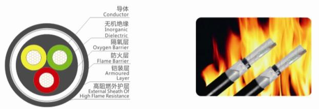iec国际标准,能在带电的情况下承受950℃